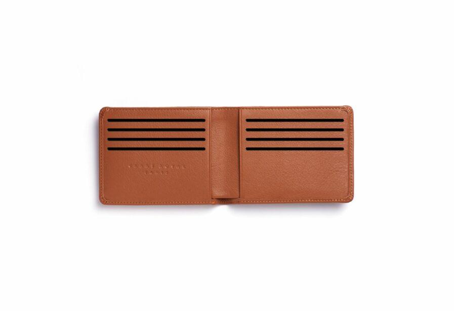 Gold Minimalist Wallet by Carré Royal Open (LA902 Gold)